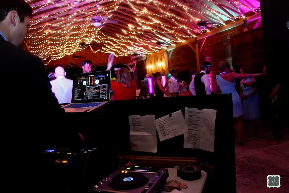 Night reception