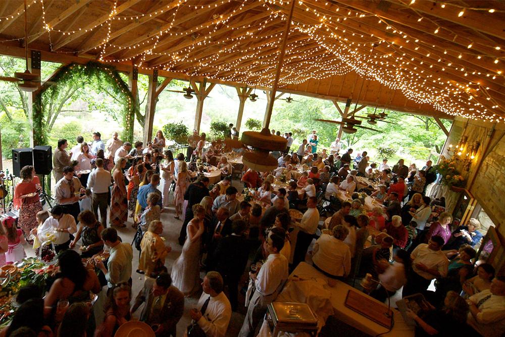 Smoky Mountain Party Reception