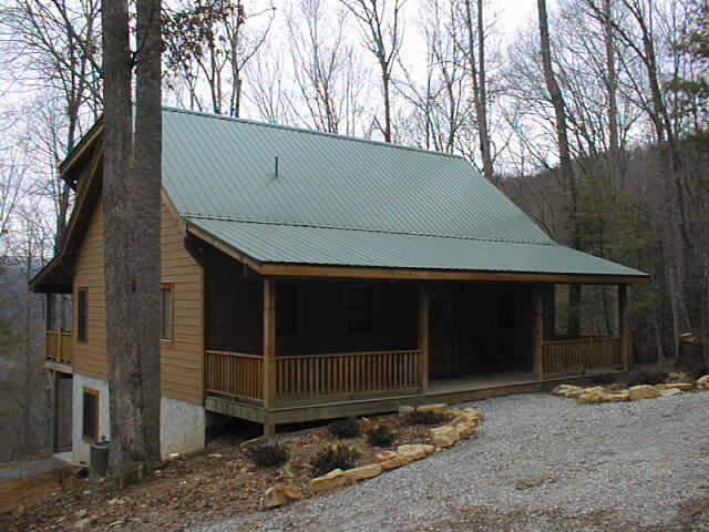 Flame Azalea Vacation Rental Townsend TN