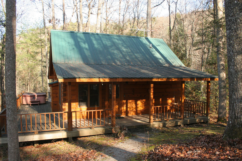 Laurel Crest Miss Lilys Cabin Rental Townsend TN