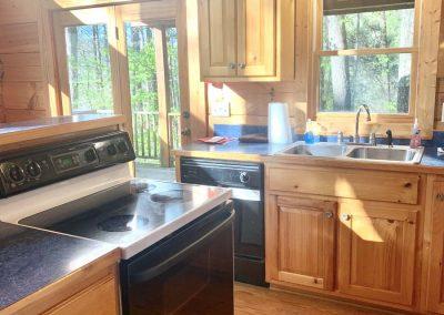Laurel Crest kitchen