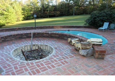 Firepit-by Swimming-pool